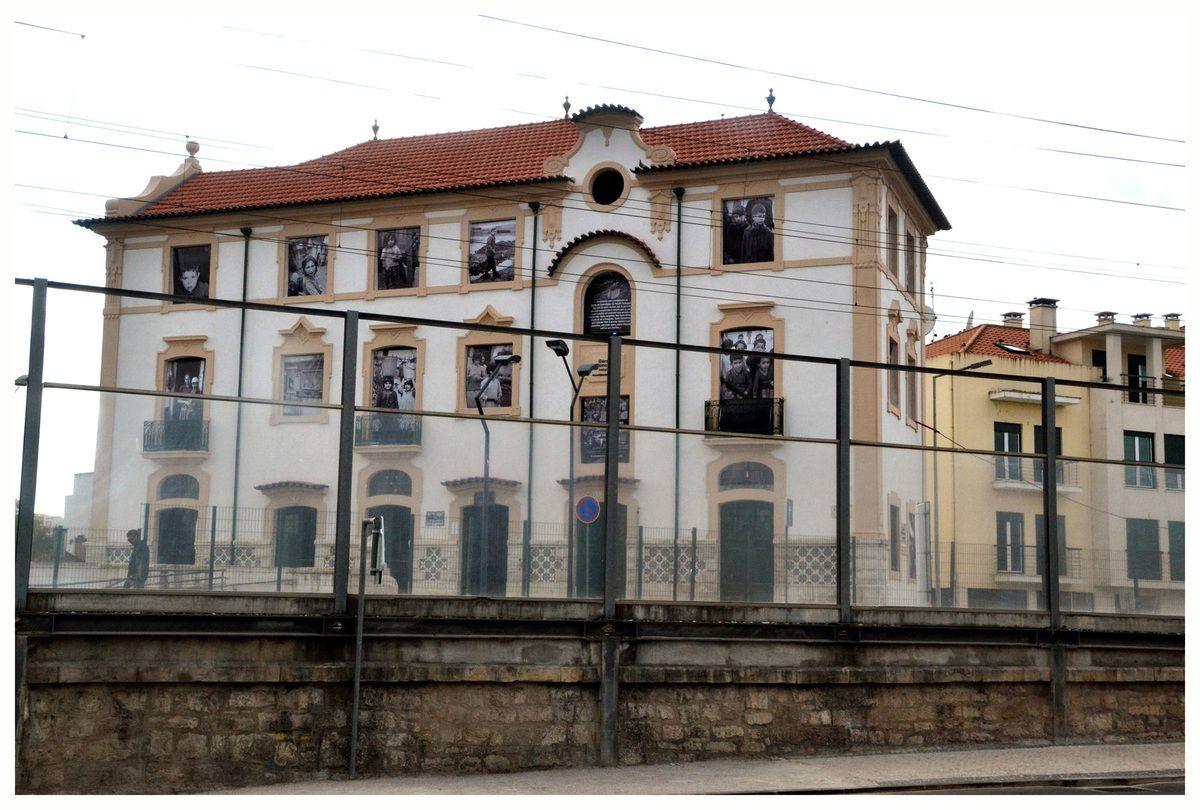 EXPOSITION À POMBAL (PORTUGAL) 9 AOÛT 2014
