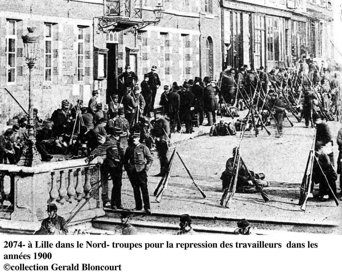 DANS LE PAS-DE-CALAIS ET LE NORD DE LA FRANCE