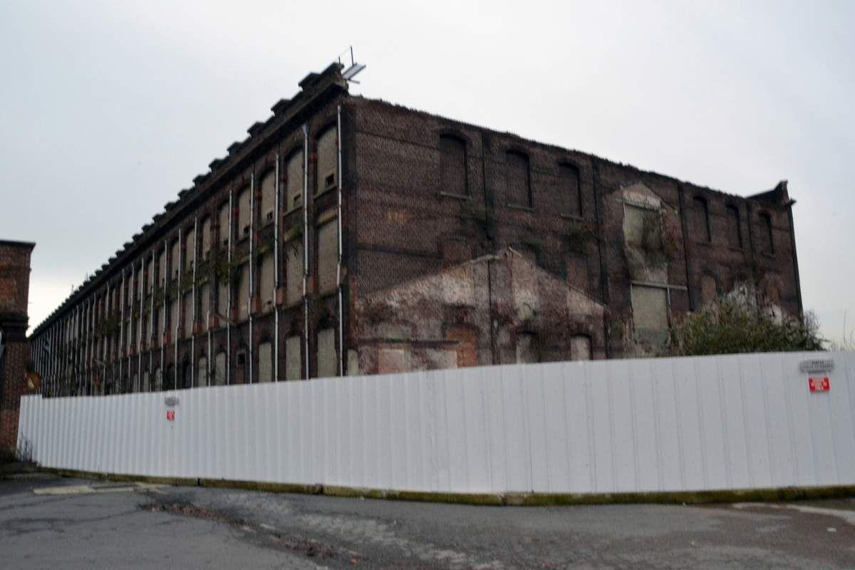 """ROUBAIX -désindustrialisation et """"courées""""..."""