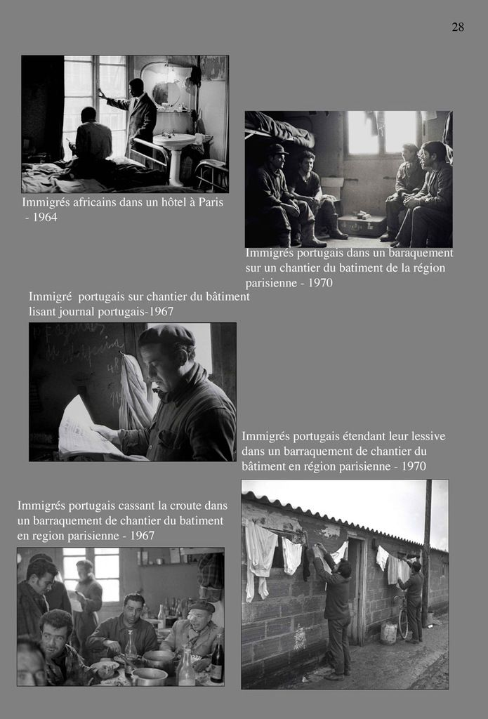 """EXPOSITION """"LES IMMIGRÉS"""""""