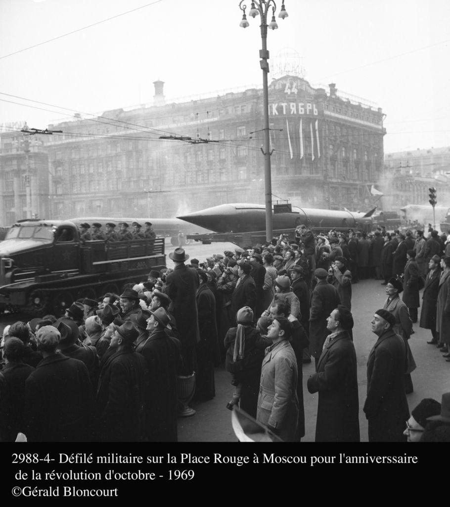 1 - L'UNION SOVIÉTIQUE (URSS) ET LA RUSSIE ACTUELLE