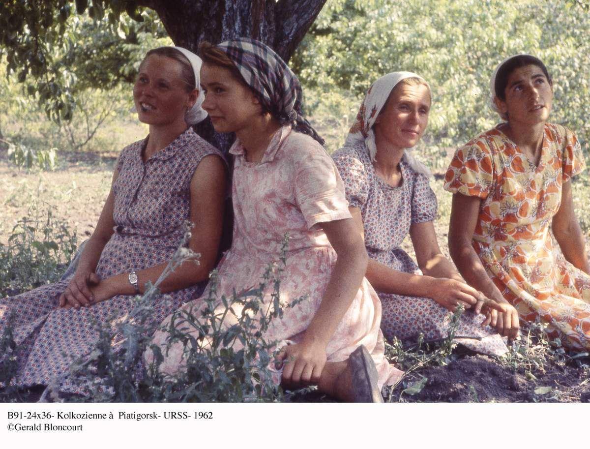 3 - L'UNION SOVIÉTIQUE (URSS)
