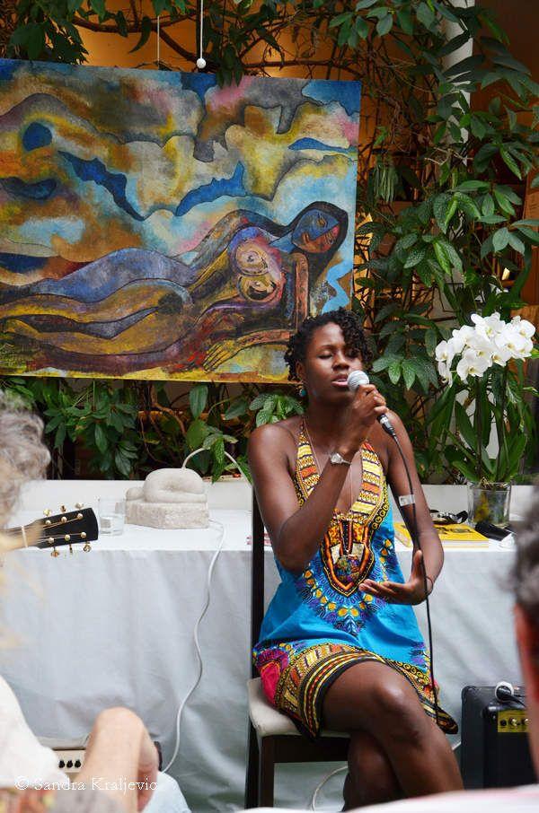 Pour saluer l'ami, le camarade, Gérald Bloncourt Discours de Yves Chemla lors de la soirée consacrée à Gérald Bloncourt le 4 juillet 2015 à la Dorothy's gallery,