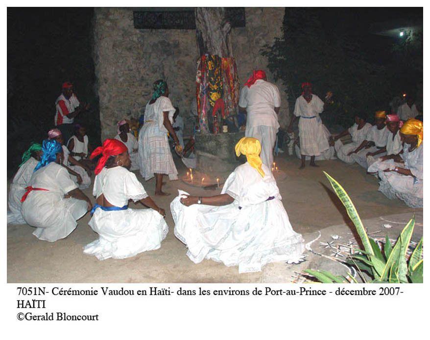 PHOTOS D'HAITI EN 2007