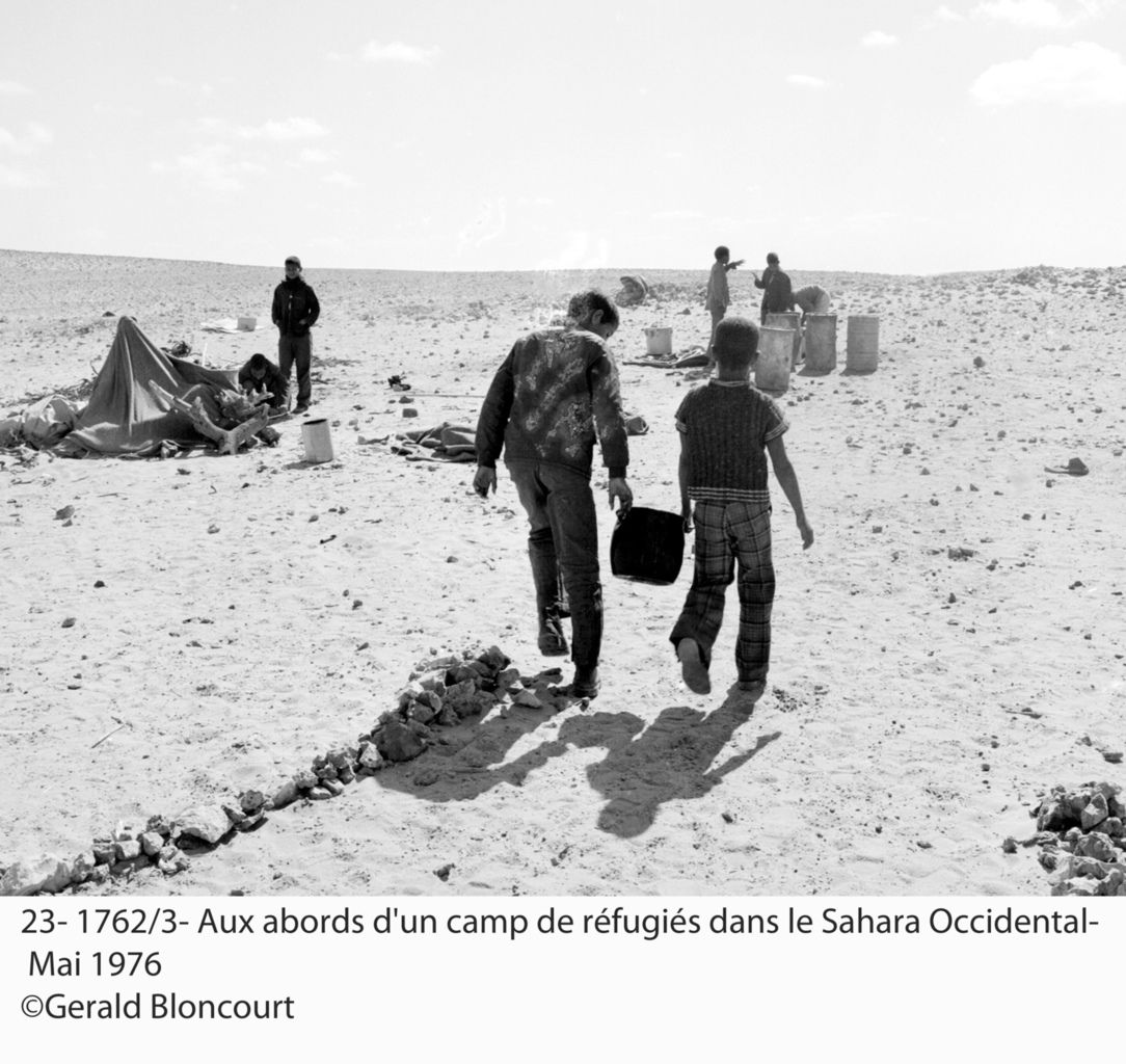 LE FRONT POLISARIO : SAHARA OCCIDENTAL