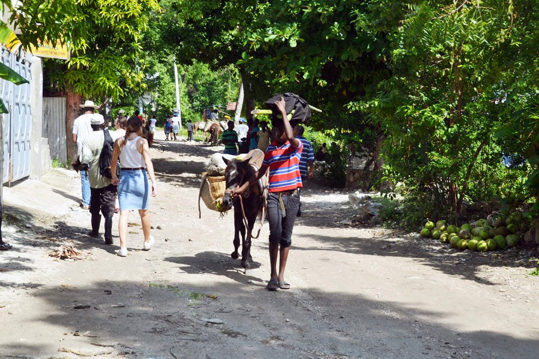 PHOTOS DE JACMEL - HAIITI