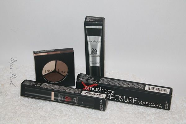 Ich darf testen - Smashbox Eye-Make-up-Set