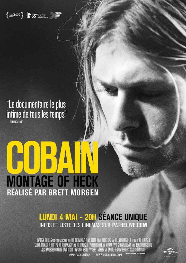COBAIN : Montage Of Heck. Le documentaire bientôt au cinéma !