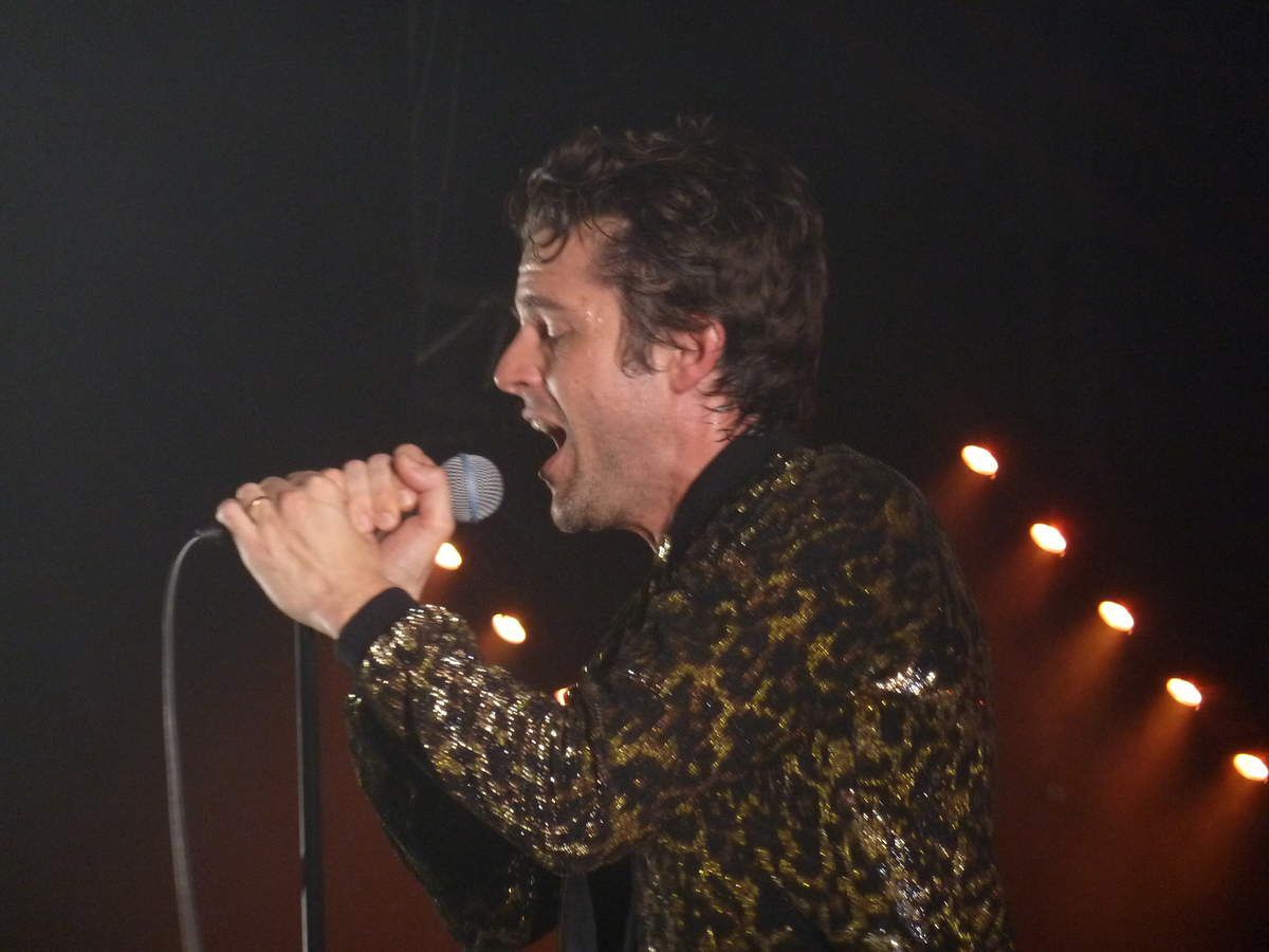 Live Report : Brandon Flowers au Trianon