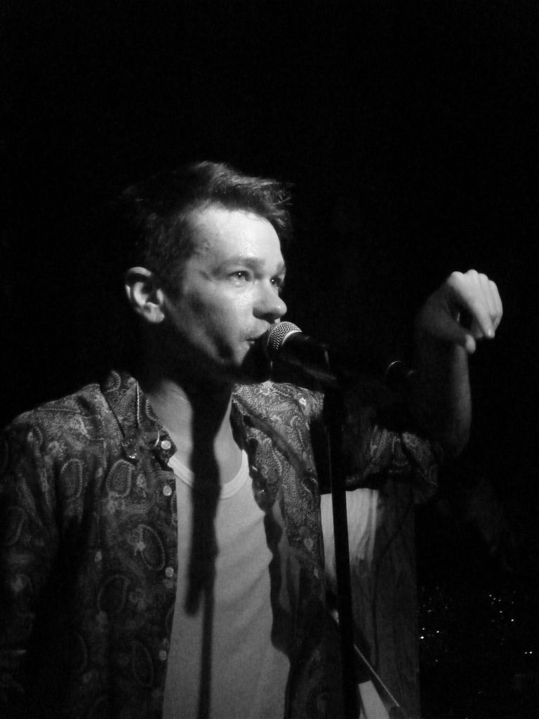 Live Report : Nate Ruess au Réservoir