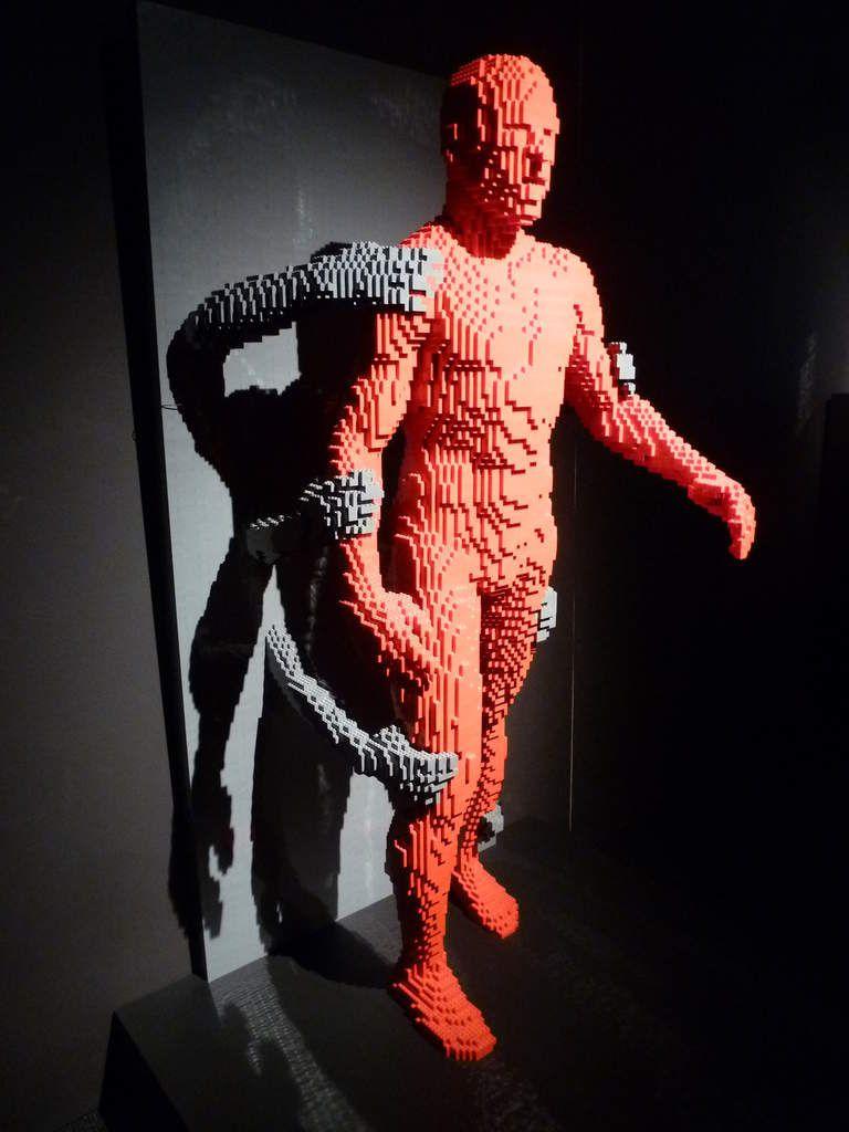Exposition : The Art of the Brick à la Porte de Versailles