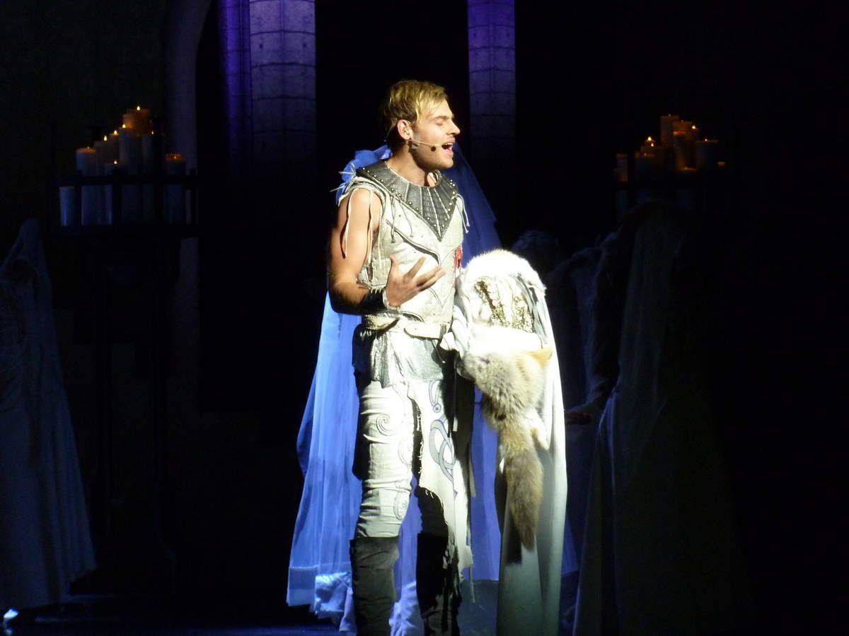 EXCLU : Dernières répétitions de &quot&#x3B;La Légende du Roi Arthur&quot&#x3B;