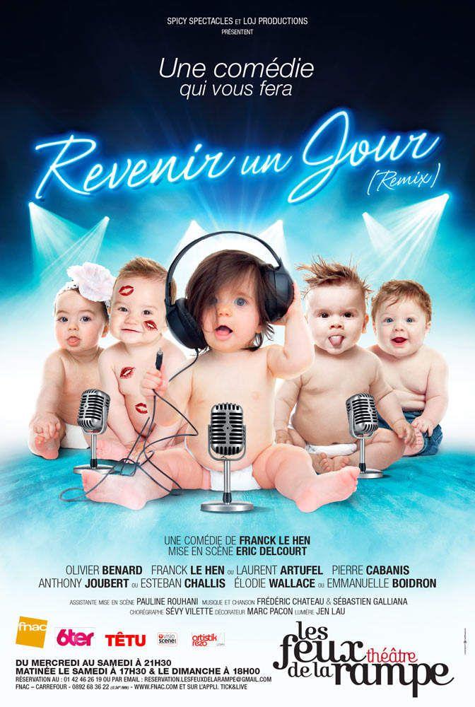 Théâtre : Revenir un jour (remix)