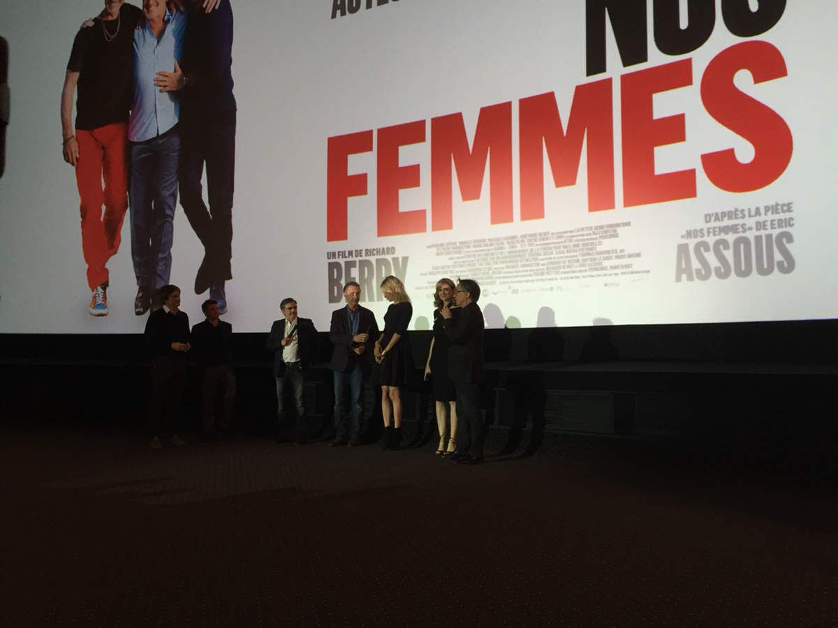 Cinéma : Nos Femmes, de Richard Berry