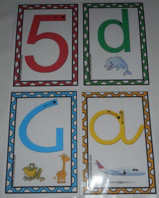 Cartes de graphisme GS CP ULIS