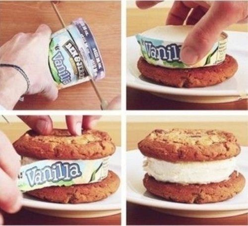 Sandwich Cookies/ Ben&amp&#x3B;Jerry's