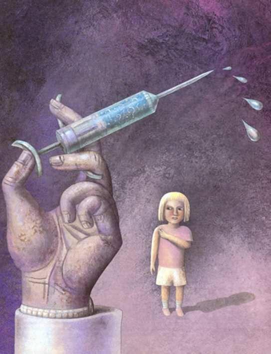 Insoutenables vaccins &quot&#x3B;au nom du plus grand bien&quot&#x3B;