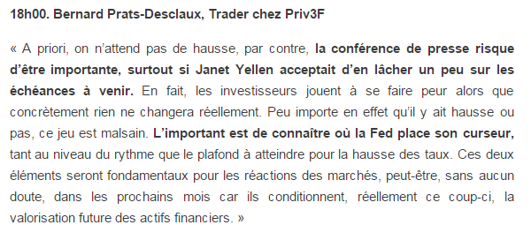 Direct Fed // LesEchosBourse: Ma contribution