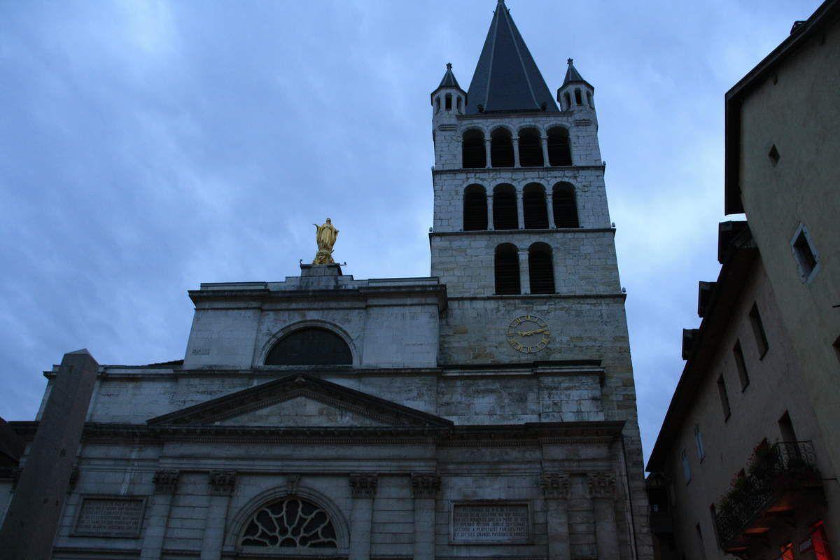 Découverte d'Annecy