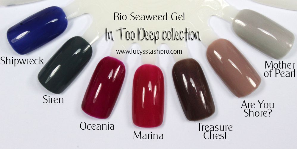 Review Bio Seaweed Gel