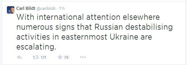 Tout roule pour les russophones à l'Est (ou presque).