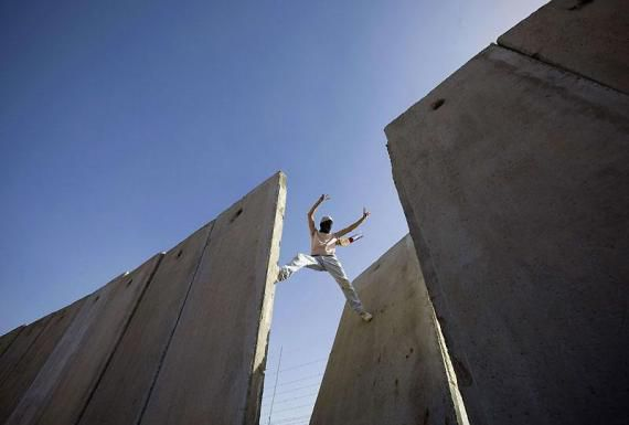 (cc) Wall in Palestine / Flickr