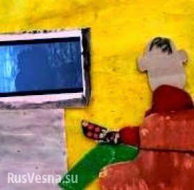 Ukraine - les enfants de la guerre. Soudain notre vie a changé... (vidéo)