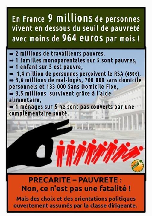 Le SMIC et le salaire moyen français sont trop hauts ... !