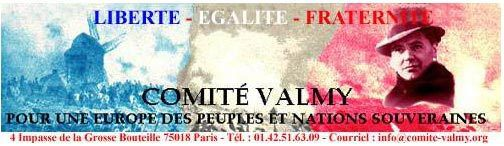 Rafale, Mistral, et autres vents...par Valentin Martin et Jacques Maillard. Publié par le Comité Valmy.