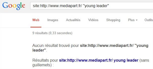 [2 poids, 2 mesures] Ils sont vraiment énormes chez Mediapart…