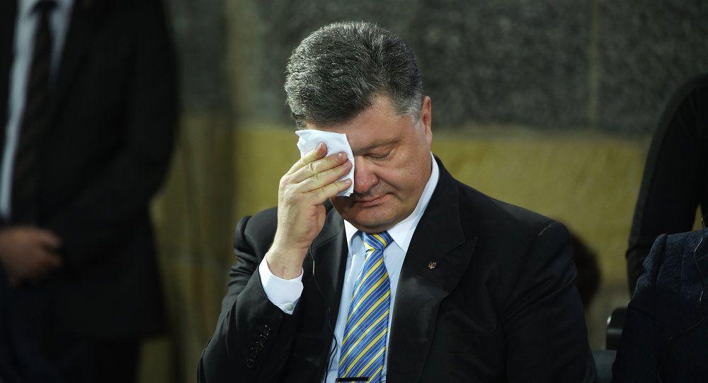 Le président ukrainien à Obama: merci pour votre soutien militaire!