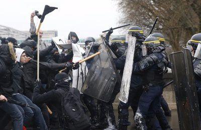 Les Antifas, une force européenne au service de la ploutocratie mondiale?