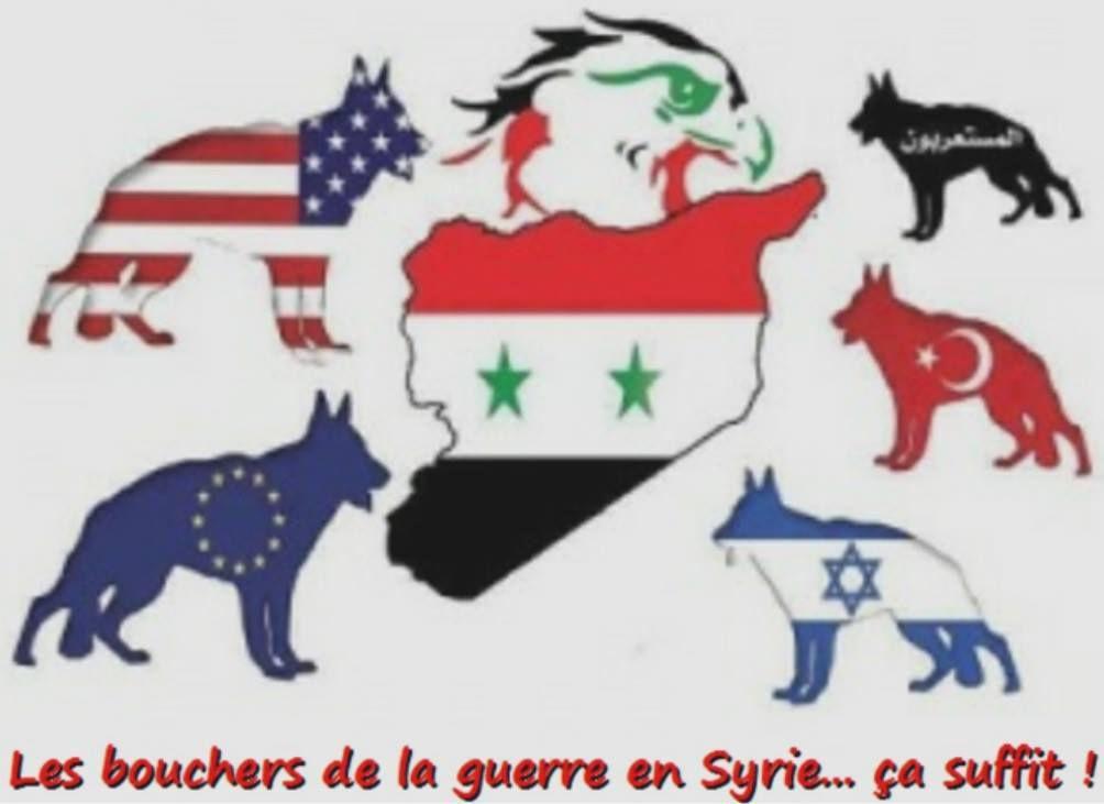La bataille d'Alep: « Les bouchers de la guerre en Syrie… ça suffit ».