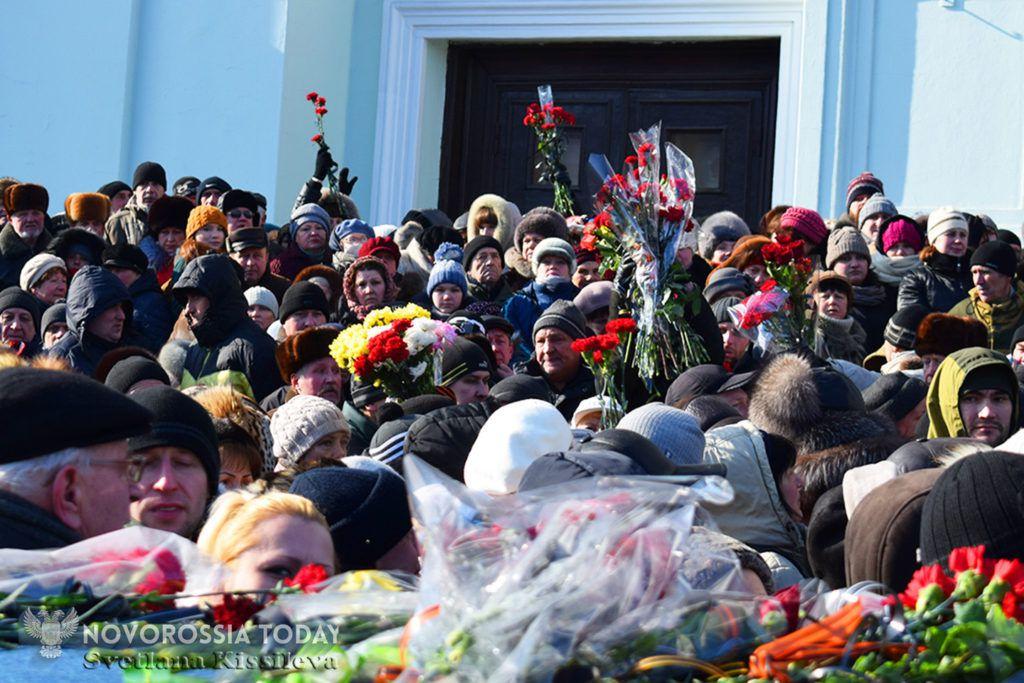 (REPORTAGE PHOTOS) Adieu, colonel Givi. Partie II