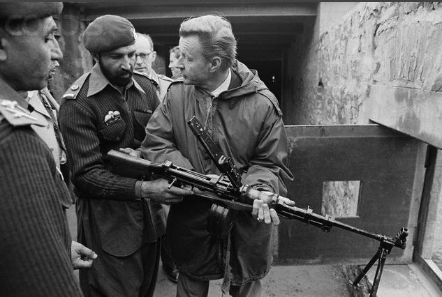 Brzezinski est mort, je ne vais pas le pleurer,  par Selma Benkhelifa