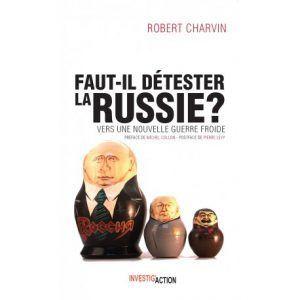 """« Les vainqueurs de la """"guerre froide"""" ont besoin de la diabolisation des vaincus ». Par Robert Charvin."""