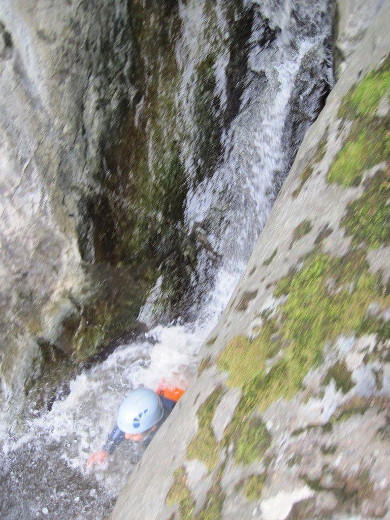 canyon de thues 11 aout eric