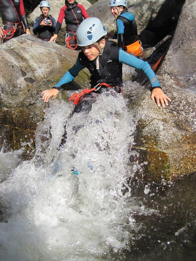 canyon de molitg 14 aout rico