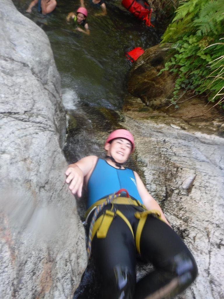 17-08 canyon d'eau chaude avec marco