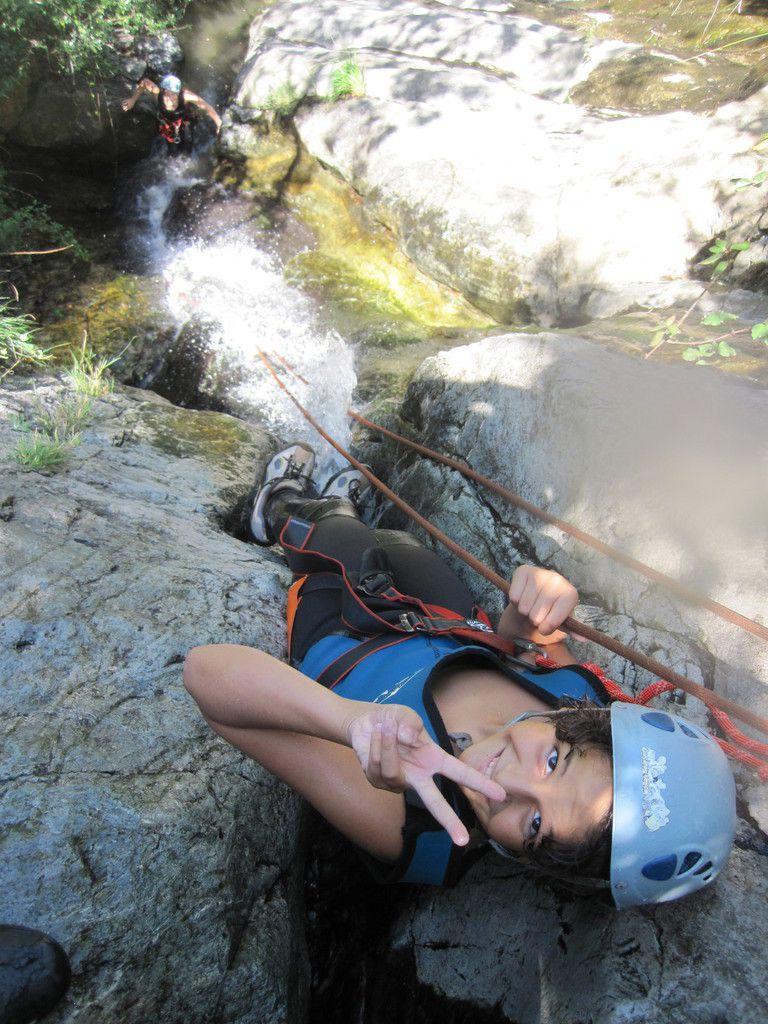 canyon de thues 17 aout rico