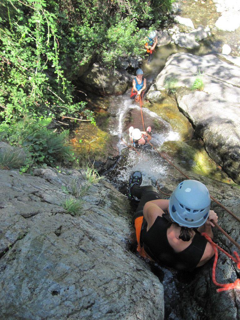 canyon de thues 20 aout eric