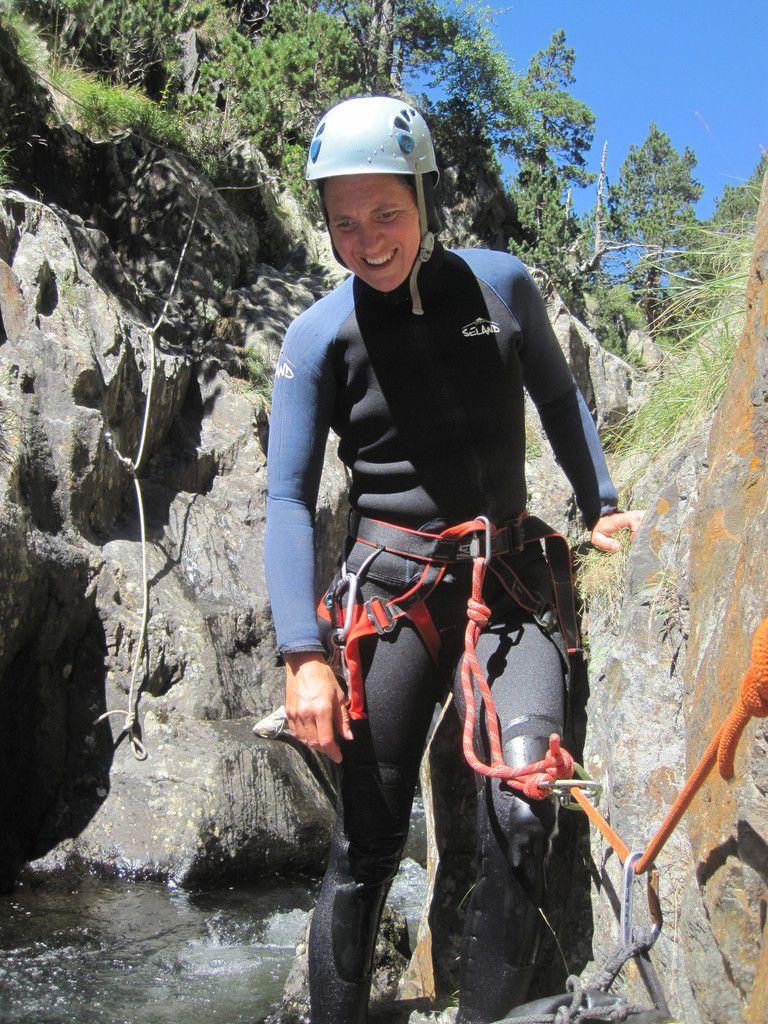 canyon des encantats 21 aout eric