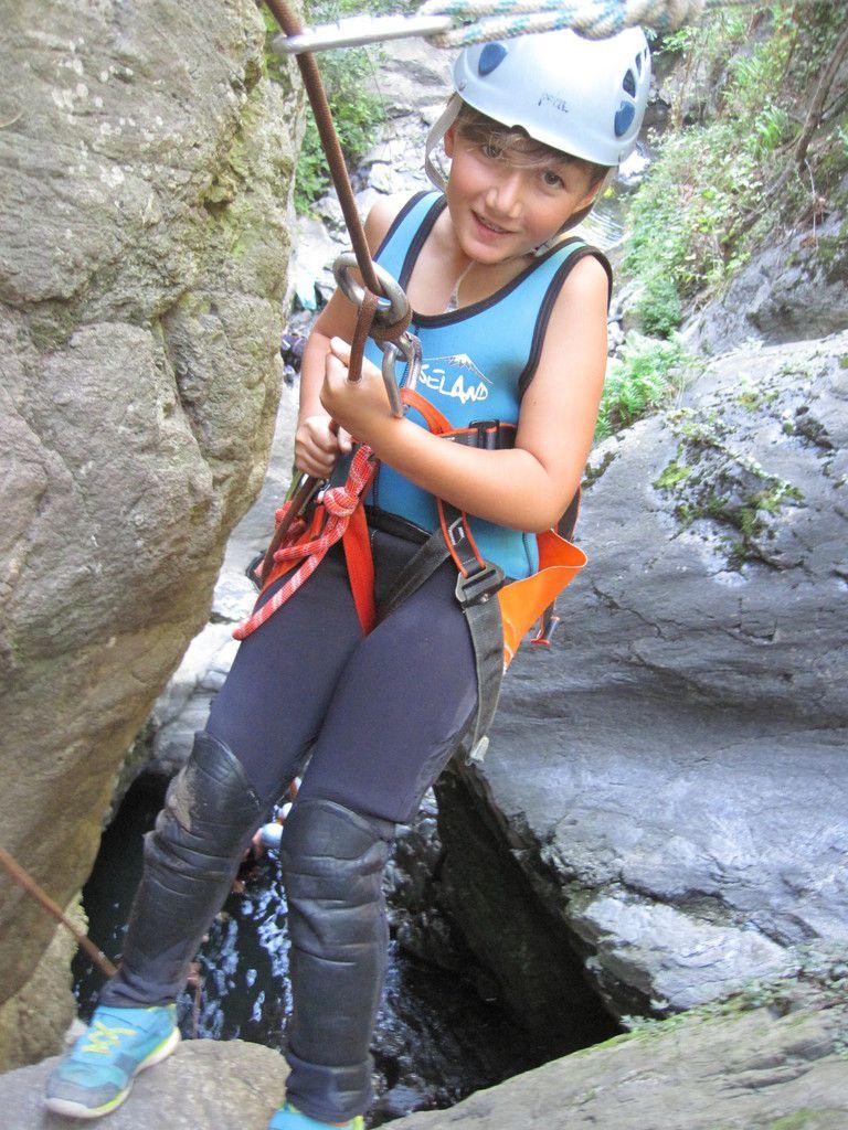 canyon de thues 22 aout eric