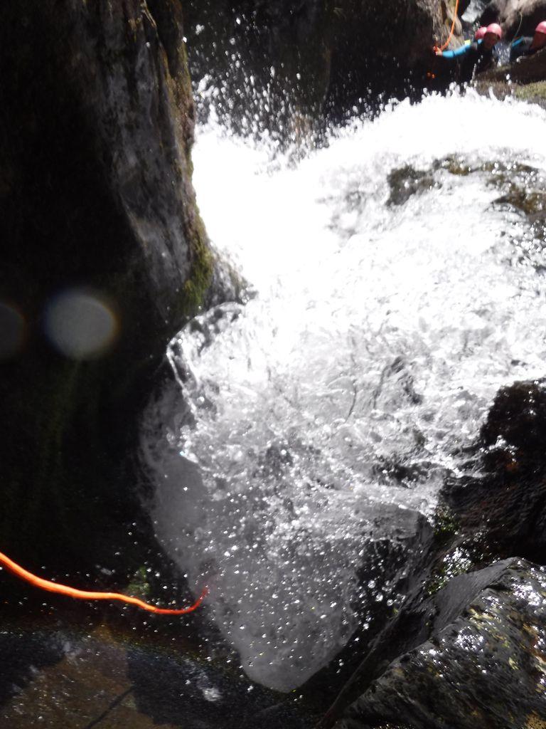 22-08 canyon des encantats avec Marco