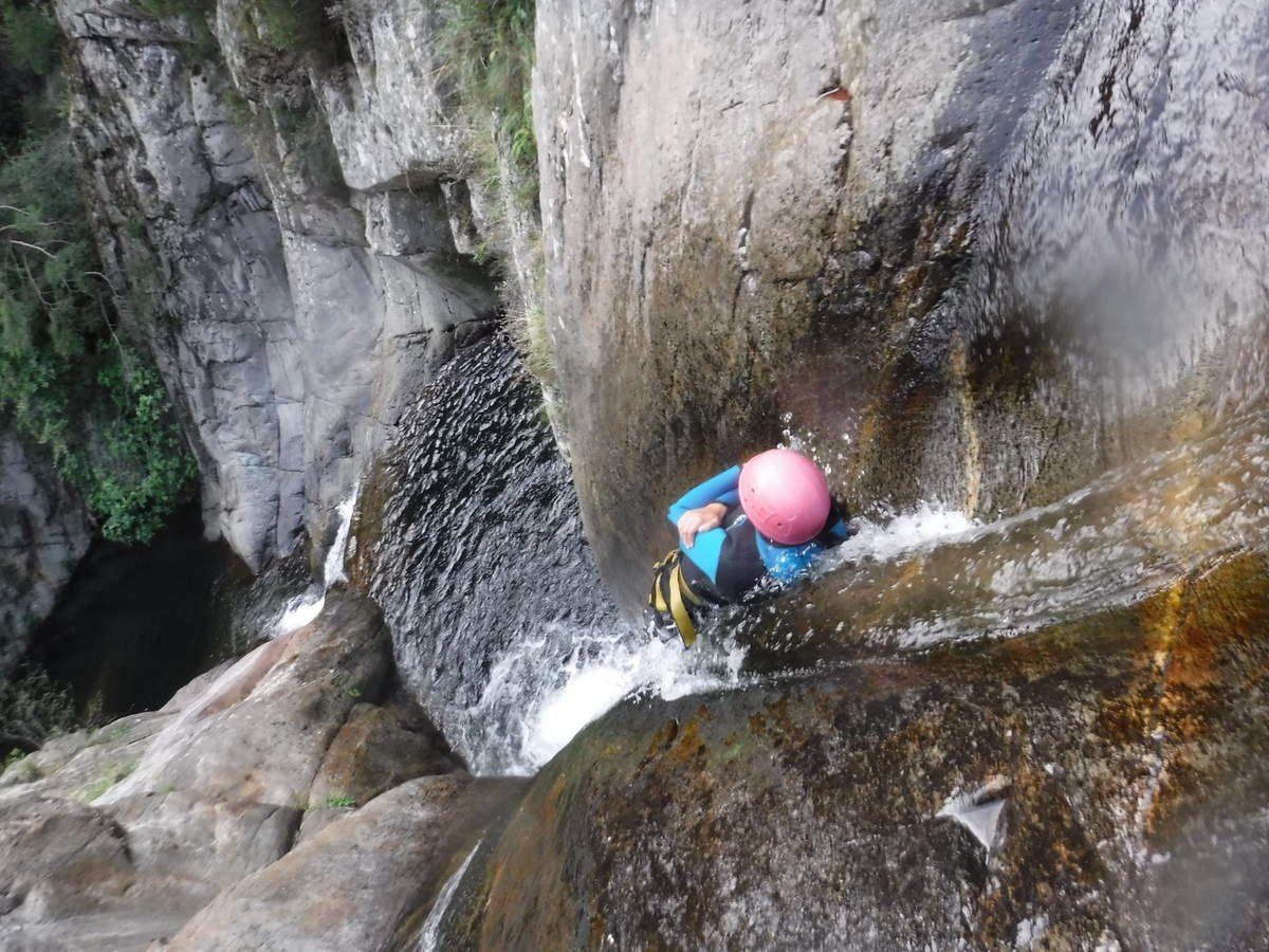 25-08 canyon du llech avec Marco