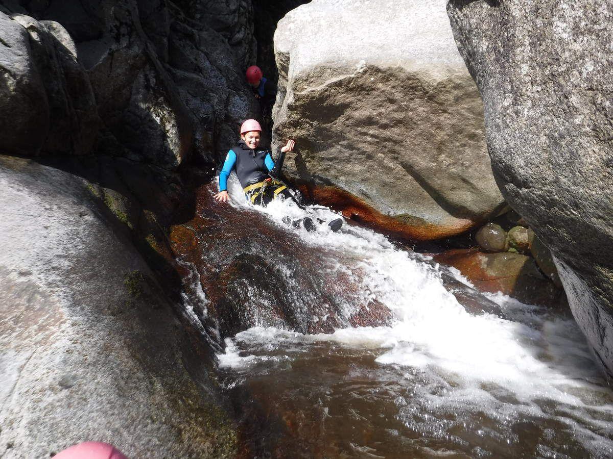 24-08 canyon de molitg avec Marco