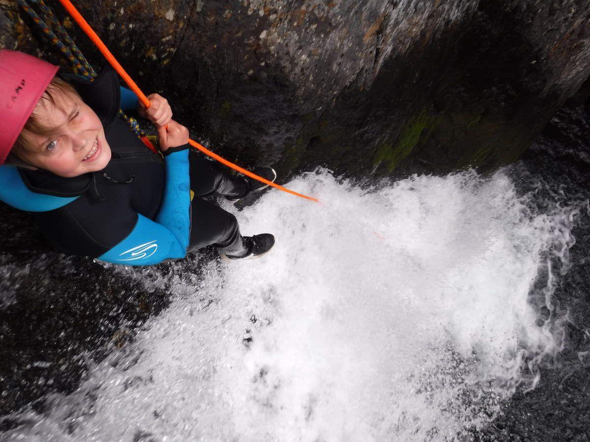 28-08 canyon des Encantats avec Marco