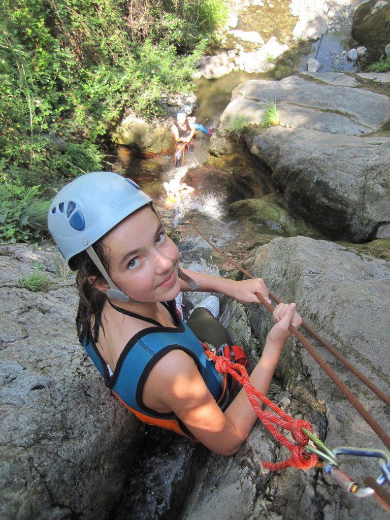 canyon de thues 24 aout rico