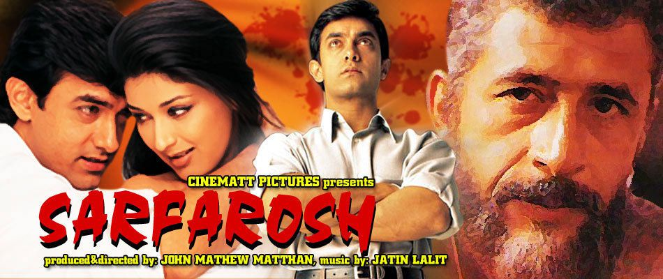 Amir Khan in Sarfarosh 2