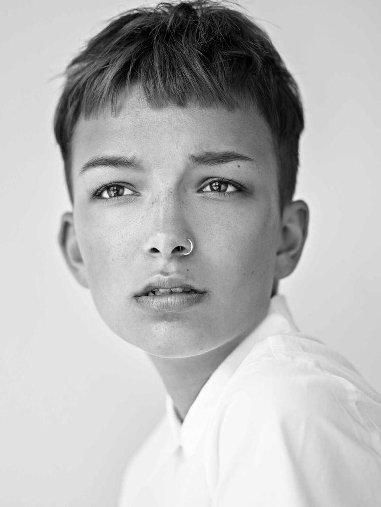 Modèle: Dominika Juhasova
